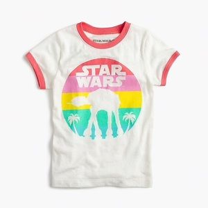 crewcuts Star Wars graphic t-shirt